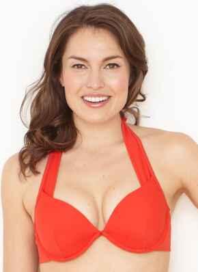 Classique Bikini Top - Red