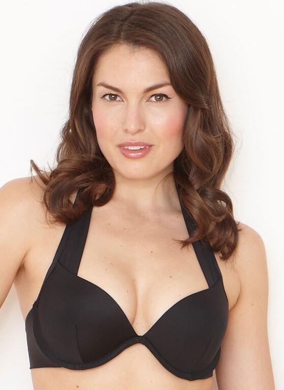 Classique Bikini Top - Black