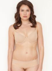 After Eden Double Boost smooth gel bra - white