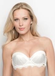 New Ultimo Bridal Satin Multiway - Ivory