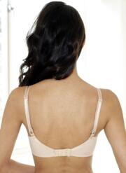 Atomic Liquid Filled T-Shirt Gel Bra Special - Nude Lace