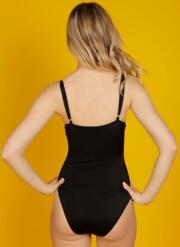Cocobelle Gel Swimsuit - Black
