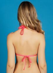 Sassy Gel Bikini Top - Pink