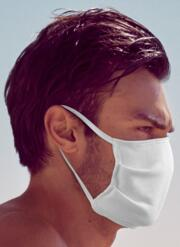 Face Mask- pack of 5 - White